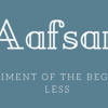 Aafsar Name Meaning