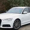 Audi A6 2016 White color
