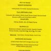 1969 & time goes on brunch menu
