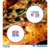 Domino's pizza deal 3