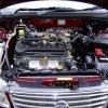 Nissan Sunny EX Saloon - engine