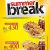 Student Biryani Summer Deal