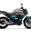 Yamaha FZ S V3.0 FI - Gray Blue