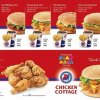 Chicken Cottage Menu 2