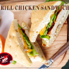 Red Apple Grilled Chicken Sandwich