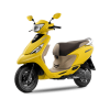 VS Scooty Zest 110-yellow