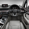 Audi A7 2016 Front Seat