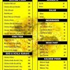 Biryani Centre Menu 2