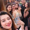 Mishal Bukhari Selfie with Her Friends
