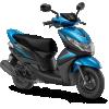Yamaha RAY Z 8 Dark Blue