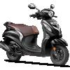 Yamaha Fascino Brow