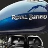 Royal Enfield Thunderbird 350 fuel-tank