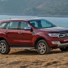 Ford Endeavour - Doors