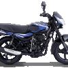 Bajaj CT 110-black-with-blue-decals