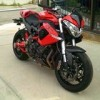 Benelli TNT R - Red