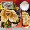 Des Pardes Restaurant Lahori Thali Deal