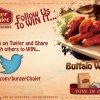 Burger Chalet Tasty Buffalo Wings
