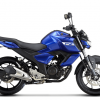 Yamaha FZ V3.0 FI 1- Back Position