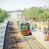 Landhi Railway Station Trains