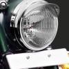 Royal Enfield Bullet 500 headlight