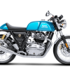 Royal Enfield Continental GT 650-blue