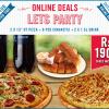 Domino's pizza deal 8