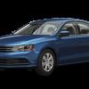 Volkswagen Jetta - blue