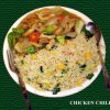 Royal Ice & Spice Chicken Chilli Rice