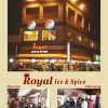 Royal Ice & Spice Outdoor look 1