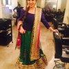 Smart Maria Memon in Eid Dress