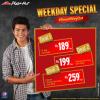 Pizza Hut Weekday Deal 2