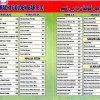 Karachi Golden Bar BQ Menu Card 1