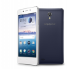 Oppo Joy 3 Slim Grey View