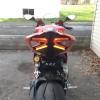Ducati 1299 Panigale - tail