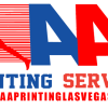 A.A. PRINTINGS & PACKAGES Logo