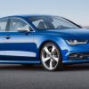 Audi A6 2016 Blue