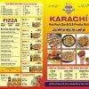 Karachi Bar BQ Menu Card 2