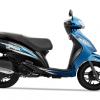 TVS Wego-blue