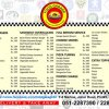 Food Garage Menu Card 1
