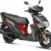 Yamaha Cygnus Ray ZR - Front Position