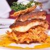 Aqua Lounge Herb Crust Fish