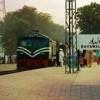 Bahawalpur Railway Station - Location