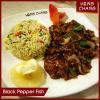 Heng Chang black pepper fish