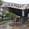 Lala Musa Junction Railway Station - Location