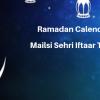 Ramadan Calender 2019 Mailsi Sehri Iftaar Time Table