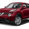 Nissan Juke 2018 - dark red