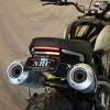 Ducati Scrambler 1100 - rear close look