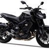 Yamaha MT-09-Matte-Dark-Gray