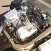 Sazgar Tempo Delivery Van engine