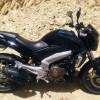 Bajaj Dominar 400 Black